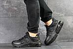 Чоловічі кросівки Nike (чорні), фото 2
