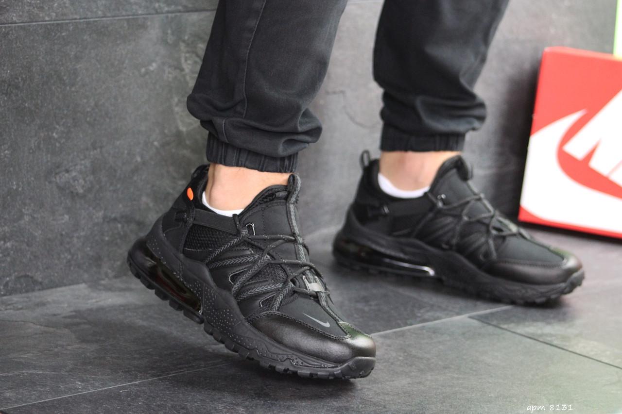 Чоловічі кросівки Nike (чорні)