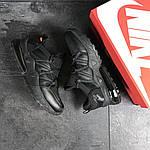 Чоловічі кросівки Nike (чорні), фото 6
