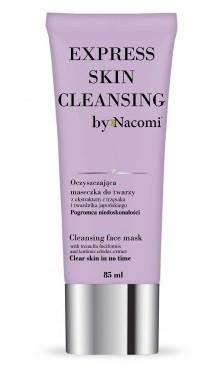 Маска для обличчя Nacomi 3 в 1 очищуюча 85 мл
