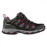 Кроссовки Karrimor Mount Low Ladies Black/Pink - Оригинал, фото 1