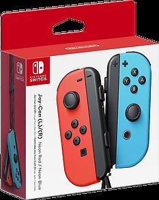 Геймпад (джойстик) Nintendo Switch Joy Con Red-Blue (пара)