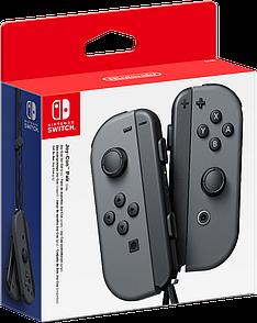 Nintendo Switch Joy Con Grey (пара)