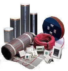 Тепла підлога та терморегулятори