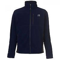 Куртка Karrimor Fleece Jacket Dark Blue - Оригинал