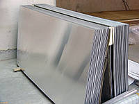 Лист нержавеющий  6,0 мм 1500x1000, 316 пищевой технический нержавейка матовый полированный