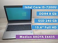 Ноутбук Medion AKOYA E6435