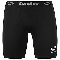 Шорты Sondico Core 6 Base Layer Black - Оригинал