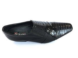 Мужские туфли натуральная кожа все размеры STRADO, фото 2