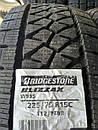 235/65 R 16 C Bridgestone Blizzak W995  115/113R Япония  2018 зима, фото 2