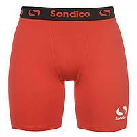Шорты Sondico Core 6 Base Layer Red - Оригинал