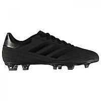 Бутсы Adidas Goletto Firm Ground Football Black/Black - Оригинал