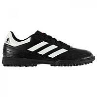 Бутсы Adidas Goletto Astro Turf Black/White - Оригинал