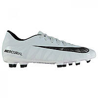 Бутсы Nike Mercurial Vortex CR7 FG Football Blue/Black - Оригинал, фото 1