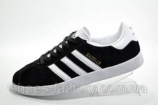 Мужские кроссовки в стиле Adidas Gazelle, Black\White