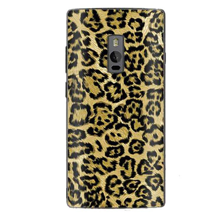 Чехол Shell Print для Oneplus 2 Леопард
