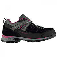 Кроссовки Karrimor Hot Rock Low Ladies Black/Pink - Оригинал