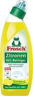 FROSCH / ФРОШ Гель для чистки унитазов с экстрактом лимона 750 мл