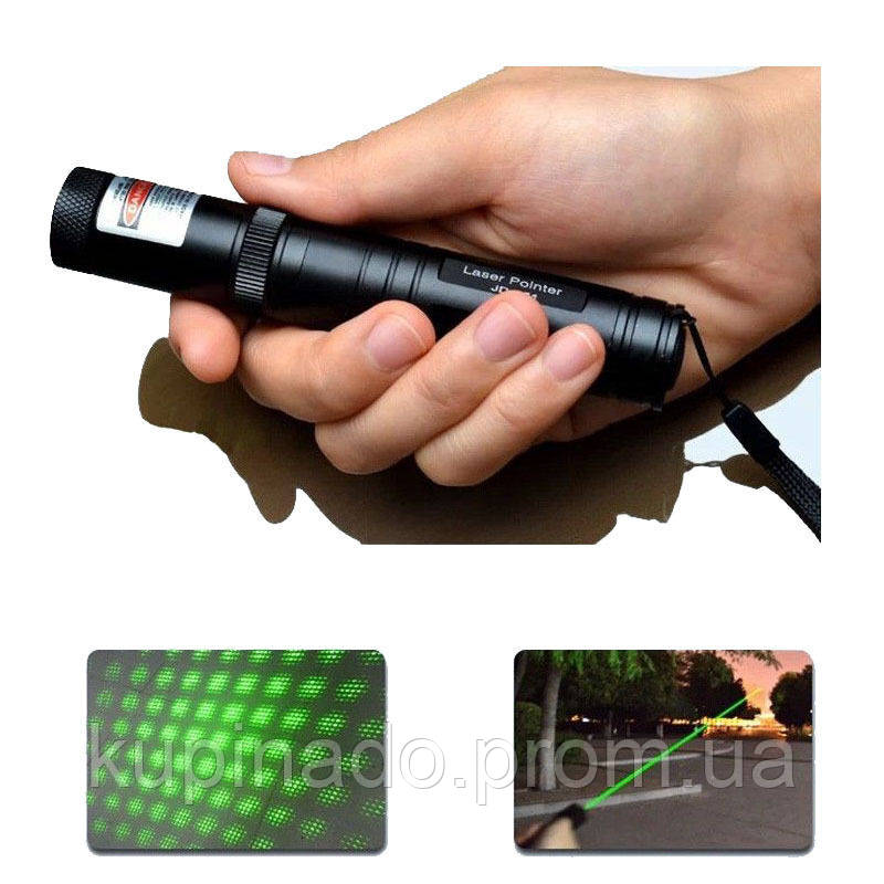 Лазерная аккумуляторная указка Laser Pointer JD-851