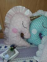 Іграшка Сплюшка - Единорожка. Подарунок дитині від народження., фото 2