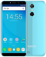 """OUKITEL C8 blue 2/16 Gb, 5.5"""", MT6580A, 3G"""