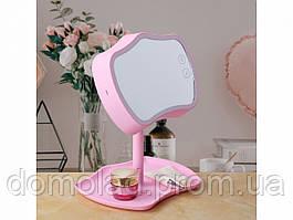 Косметическое Зеркало с Сенсорным Экраном с Подсветкой Настольная лампа 2 в 1 Mirror Lamps