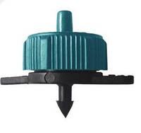 Компенсированная капельница 8л/ч (синие), фото 1