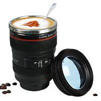 Кружка Термос В Виде Объектива Lens Mug, фото 1