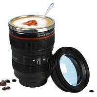 Кружка Термос В Виде Объектива Lens Mug
