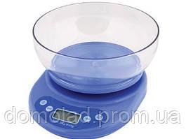 Кухонные Весы Domotec С Чашей ACS KE1 до 5kg Cookbook
