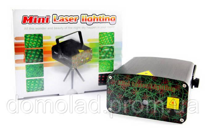 Лазерная Музыкальная Установка Проектор XL 06 am