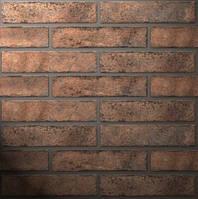 Плитка для фасадов Westminster оранжевая под кирпич 250х60х10 BRICKSTYLE