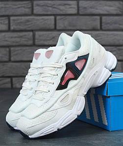 Мужские кроссовки Adidas Raf Simons White