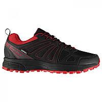 Кроссовки Karrimor Caracal Waterproof Trail Black/Red - Оригинал