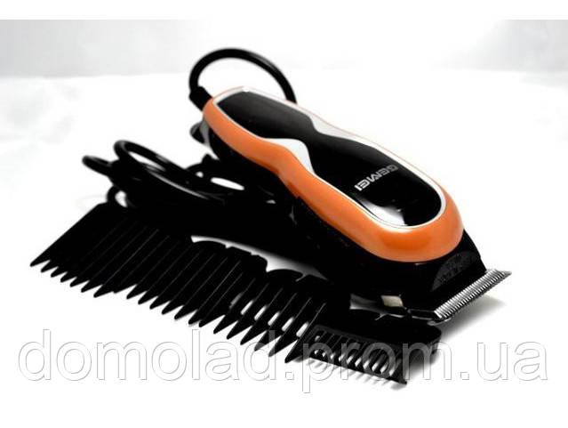 Машинка для Стрижки Волосся Gemei GM817