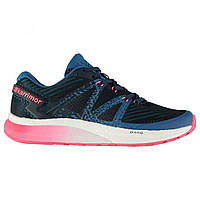 Кроссовки Karrimor Excel 3 Support Ladies Running Navy/Coral - Оригинал