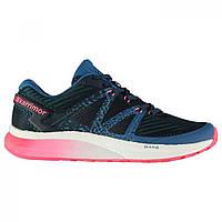 Кроссовки Karrimor Excel 3 Support Ladies Running Navy/Coral - Оригинал