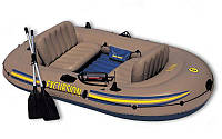 Надувная лодка Intex 68319 Excursion 3 Set