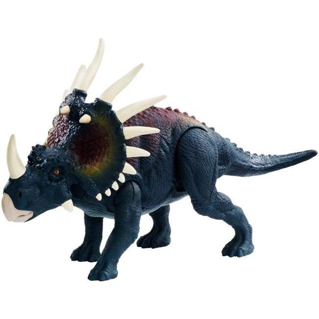 Фигурка Jurassic World Savage Strike Стиракозавр GCR59 / GCR54