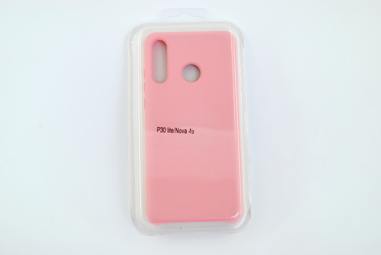 Чехол Xiaomi Redmi 6 Silicone Full Cover Soft touch pink