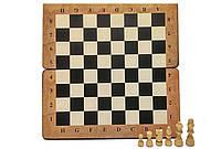 Набор 3 в 1 Шахматы Шашки Нарды 15 х 30 см, фото 1