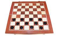 Набор Игр 3 в 1 Шахматы Шашки Нарды, фото 1
