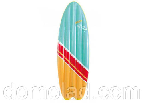 Надувной Матрас Плотик Серфинг Intex 58152 178 см 2 Цвета