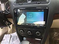 Штатная магнитола Skoda Octavia 2007-2014 г.на Системе Android, Память оперативная 2 Гб. Внутренняя 32 Гб