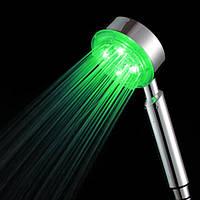 Насадка для Душа с Подсветкой LED Shower, фото 1