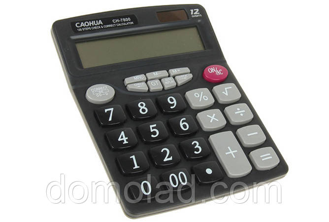 Настольный Калькулятор KK 7800 B