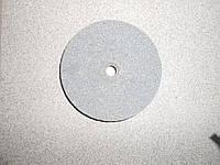 Круг шлифовальный 14А (электрокорунд серый) ПП на керамической связке 150х16х12,7 16-40 СТ