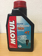 Масло MOTUL OUTBOARD TECH 4T 10W-40 1л (104265/106397)