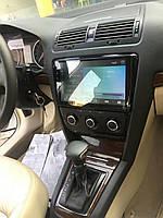 Штатная магнитола Skoda Octavia (2007-2014г.) на базе Android 8.1 Экран 10 дюймов Память 1/16 Гб