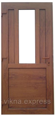 Steko Двери входные с ламинацией  Дуб Renolit (Германия) 2000х950